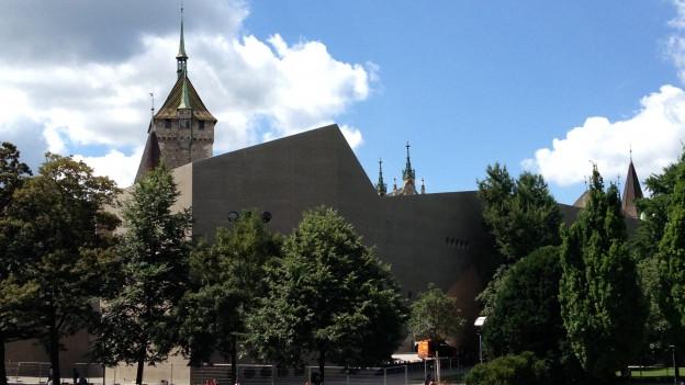 Das Landesmuseum Zürich.