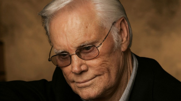 Porträt von George Jones.
