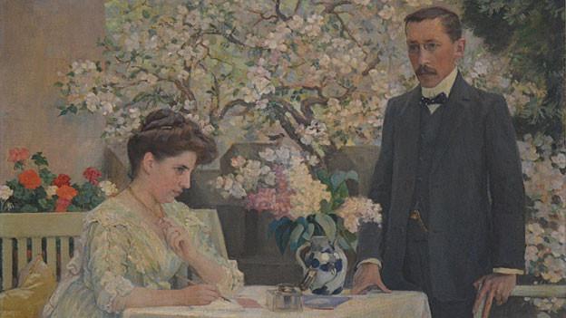 Adele und Rudolf von Tavel-Stettler