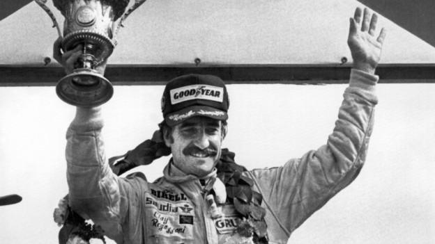 Clay Reggazzoni - kein Schweizer war in der Formel 1 erfolgreicher.