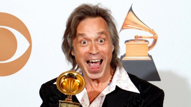 Jim Lauderdale bei den Grammy Awards 2008