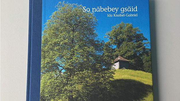 Ausschnitt aus dem Buchcover «So näbebey gsäid» von Ida Knobel-Gabriel