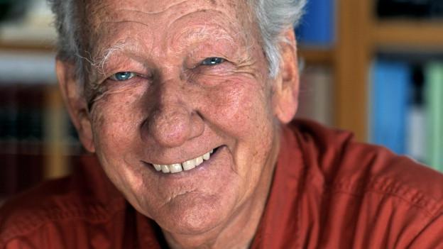 Schauspieler und Radio-Legende Ueli Beck.