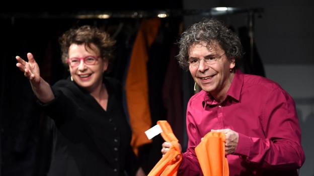 Sibylle und Michael Birkenmeier