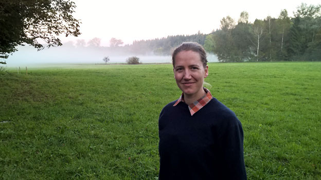 Rahel Schönthal Porträtfoto.