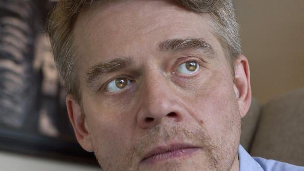 Heinz Karrer im Porträt.