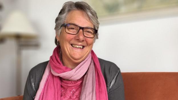 Anna Thöny, wohnt seit 65 Jahren in Seewis