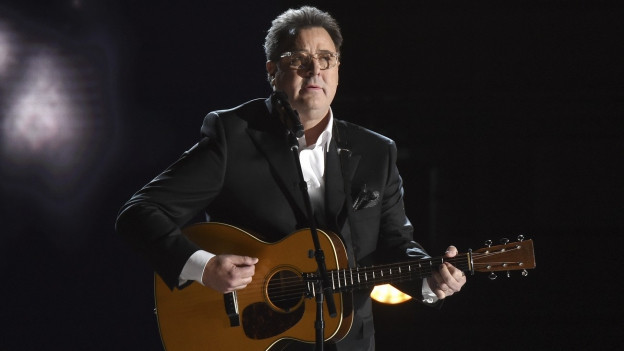 Vince Gill's Auftritt an den 50th Annau CMA Awards