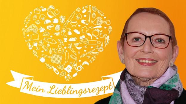 SRF1-Hörerin Christine Gfeller präsentiert ihr Lieblingsrezep.t