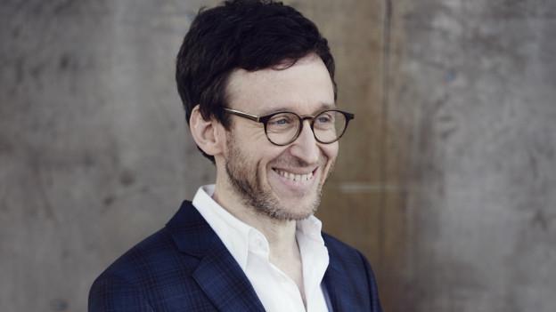 Thomas Meyer, Schweizer Schriftsteller