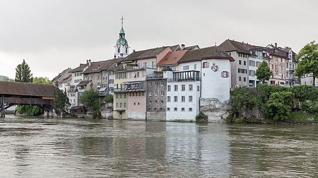 Altstadtpartie von Olten