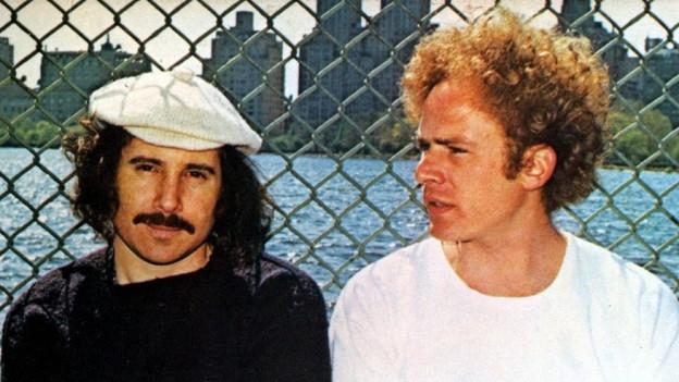 Simon & Garfunkel in New York 1970