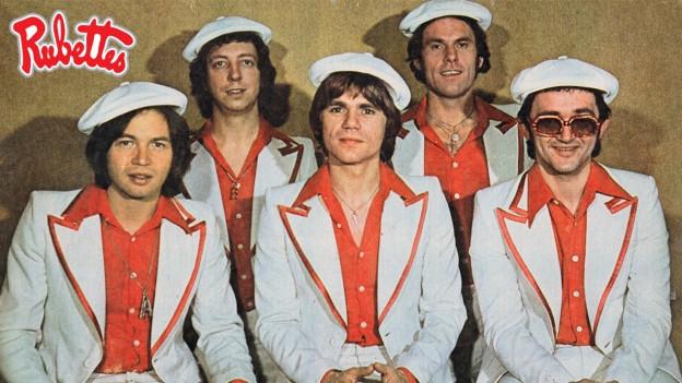 The Rubettes - Die englische Mützen-Band von 1974