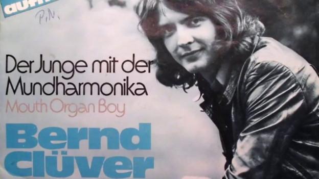 Bernd Clüver 1973 - der studierte Schlagersänger