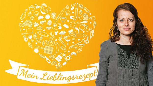 SRF1-Pilgerin Andrea Reber präsentiert ihr Lieblingsrezept: Bündner Nusstorte.