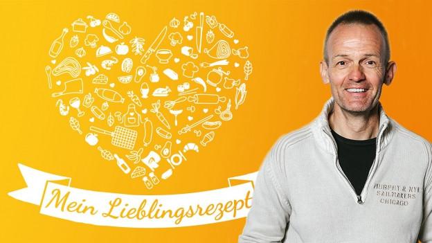 SRF1-Pilger Frowin Bachmann präsentiert sein Lieblingsrezept: «Fettuccine».