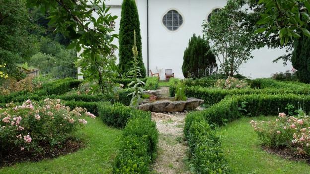 Das Kloster Beinwil.