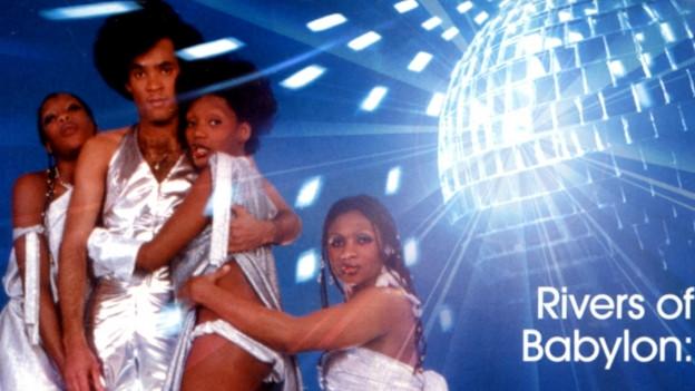 Zelebrieren engelhaftes - Boney M. in «Rivers Of Babylon» 1978.
