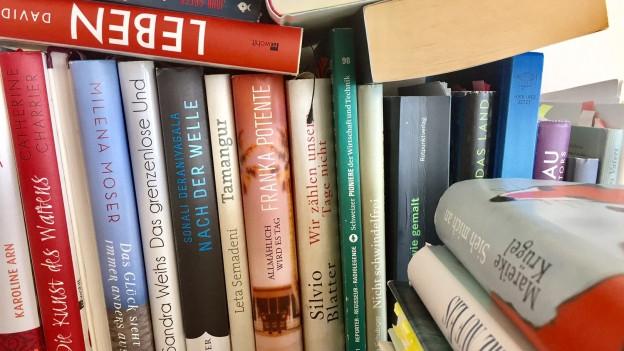 Bücher kreuz und quer
