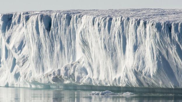 Eis und Meer.