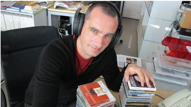 Satire-Redaktor Alexander Götz