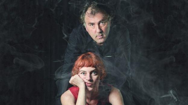 Uta Köbernick und Stefan Waghubinger