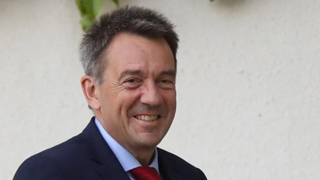 Peter Maurer ist seit 2011 an der Spitze des Internationalen Komitees des Roten Kreuzes.