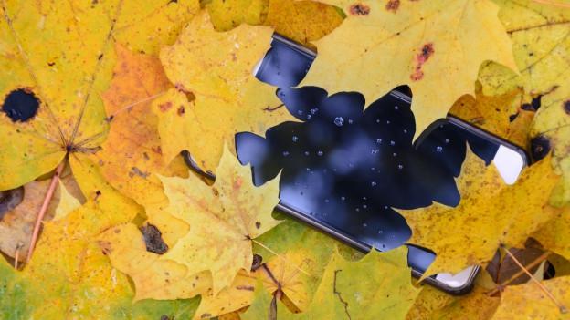 Es gibt Tricks, um das verlorene Handy wieder zu finden (Symbolbild).