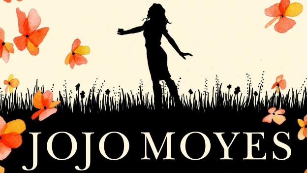 Buchcover Ausschnitt: Illustration mit Frau auf Blumenwiese