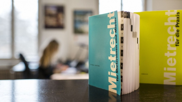 Das Buch des Mieterverbandes über die Rechte der Mieter.