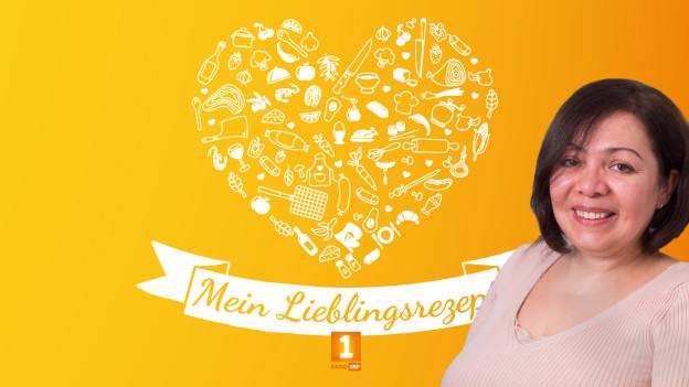 Das Lieblingsrezept von Ligia Vogt ist eine mit Käse überbackene Gemüse-Rösti.