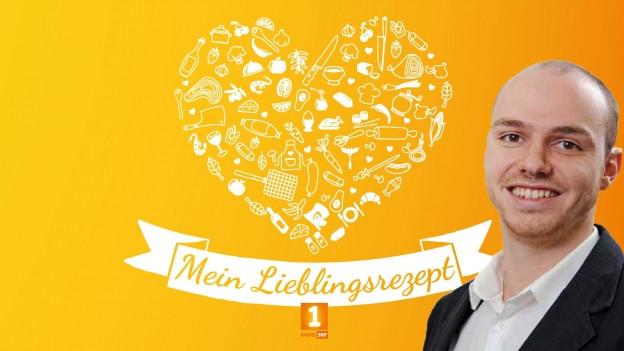 SRF1-Hörer Noah Gnädinger präsentiert sein Lieblingsrezept