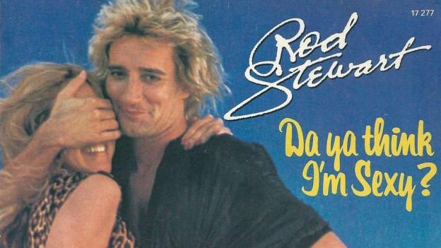Neues Sexsymbol - Rod Stewart 1978