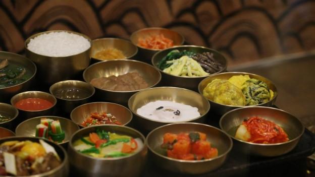 Südkoreanische Kimchi