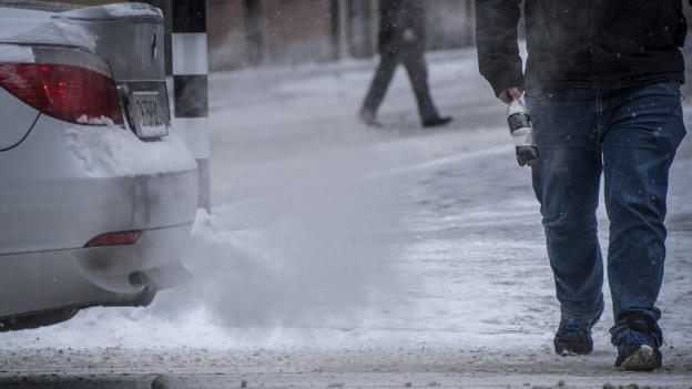 Der Ausstoss von Stickoxid bei Diesel verschmutzt die Luft.