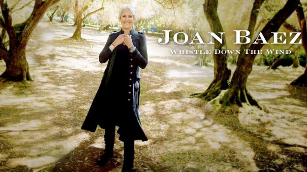 Neustes und vermutlich letztes Album - Joan Baez: Whistle Down The Wind