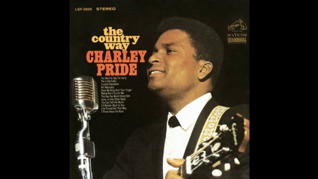 Charley Pride: Der erste dunkelhäutige Country-Star