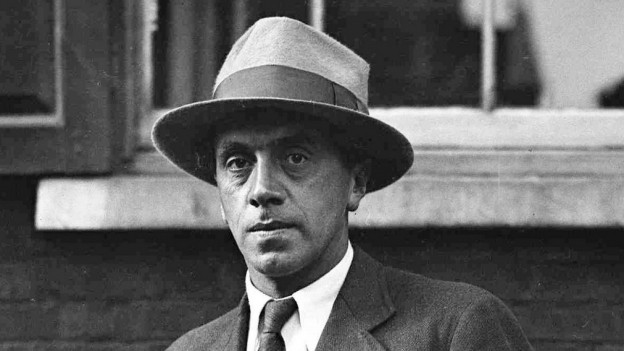 Auch er war Protagonist der Münchner Räterepublik: Der deutsche Schriftsteller Ernst Toller
