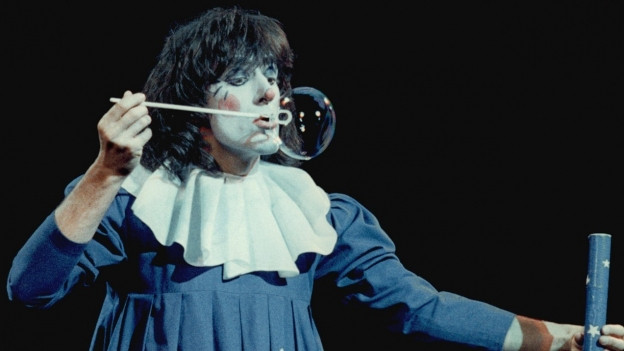 Clown Pic 1991