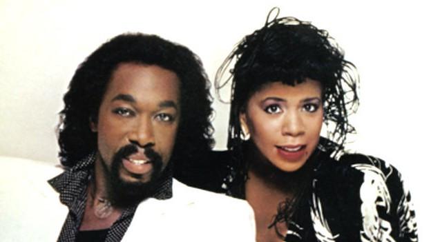 Komponisten-Duo und Ehepaar - Ashford & Simpson 1985