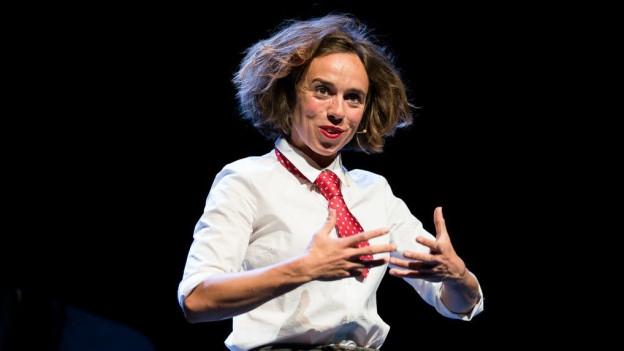 Claire, Gewinnerin Schweizer Format 10 x 10