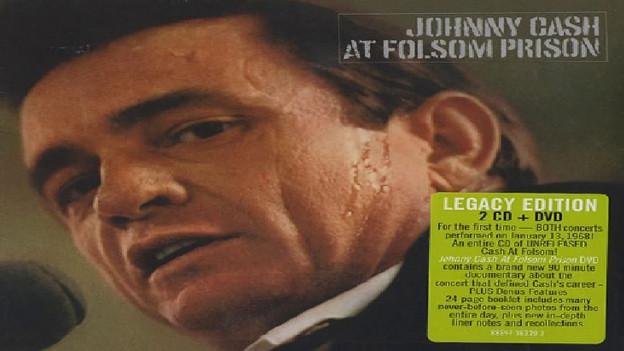 Höhepunkt 1968 – Johnny Cash singt «At Folsom Prison»