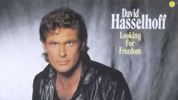 David Hasselhoffs grösster Hit - Looking For Freedom 1989