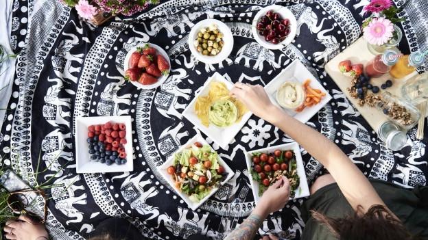 «Shared Plates» - So geht Essen teilen