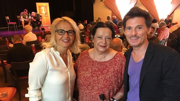 """""""Persönlich Gäste"""" von Sonja Hasler, Annemarie Seiler-Baldinger und Adrian Sieber"""