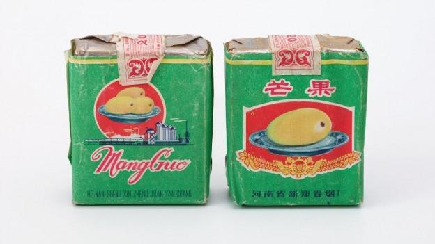 Die Mango als politisches Symbol in der Kulturrevolution