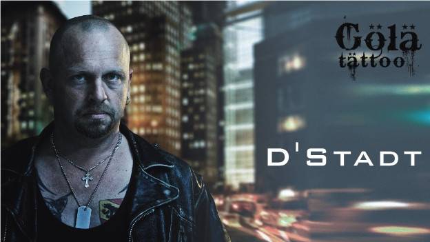 Das Singlecover von Göläs Single «D'Stadt»