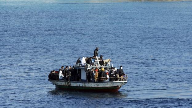 Wie stoppt man die tödliche Flucht übers Mittelmeer?
