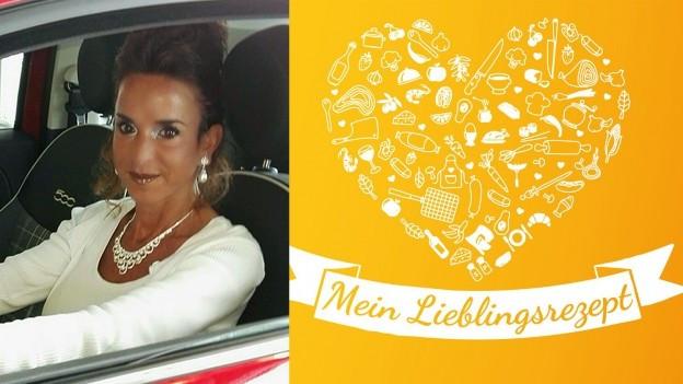 Nadja Burkhalter präsentiert ihr Lieblingsrezept.