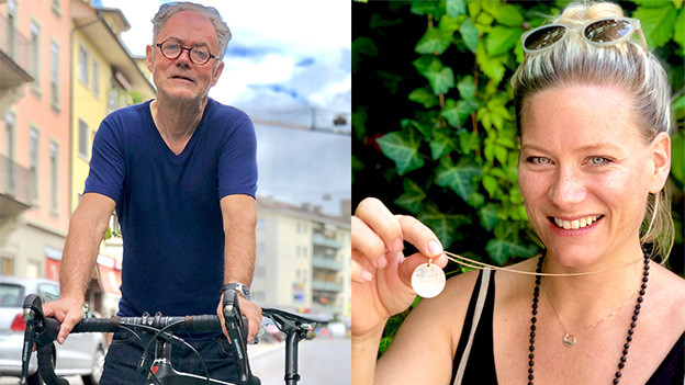 Audio «Weltreise und Weine: Andrea Jansen und Josef Reinhardt» abspielen.